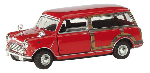Schuco Junior Line 1:43 Autin Mini Cooper Traveller