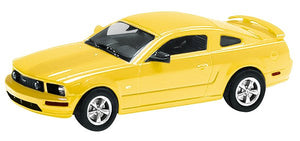 Schuco Junior Line 1:43 Ford Mustang GT ,yellow