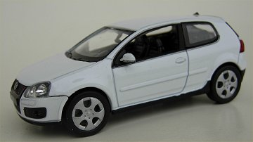 Schuco Junior Line 1:43 VW Golf GTI  white