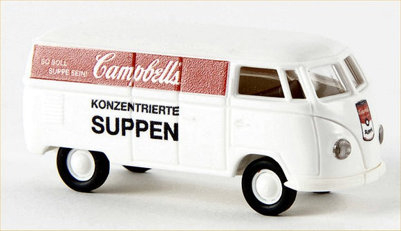 Copy of Brekina VW Kastenwagen T1a Campbell's Suppen