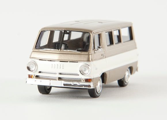 Brekina Dodge A 100 Bus ,Custom Sportsman