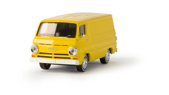 Brekina Dodge A 100 Van yellow