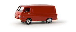 Brekina Dodge A 100 Van red