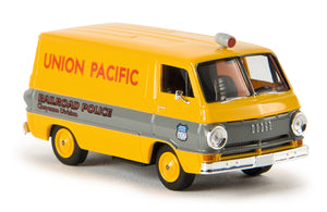 "Brekina Dodge A 100 Van ""Union Pacific"""
