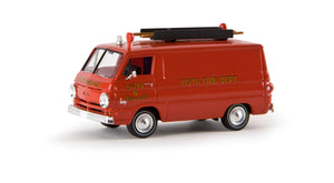 "Brekina Dodge A 100 Van ""Fire Rescue New York"