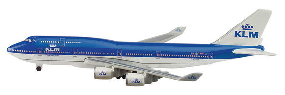 Schuco Schabak Boeing 747-400 Royal Dutch Airlines KLM