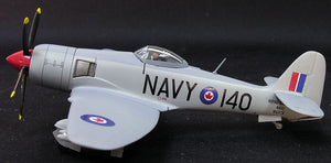 Schuco Sky Guardians 1:72 Sea Fury 871 Squadron Royal Canadian N