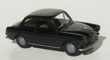 Brekina VW 1500 Typ III Notchback black