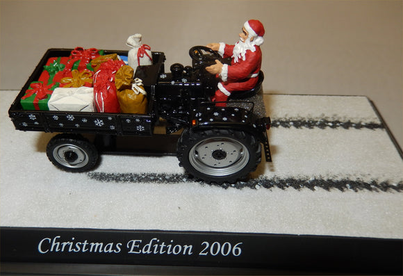 Schuco Edition 1:43 Fendt Equipment carrier Christmas Special [T6]