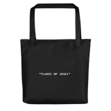 Class of 2021 Graduation Tote Bag