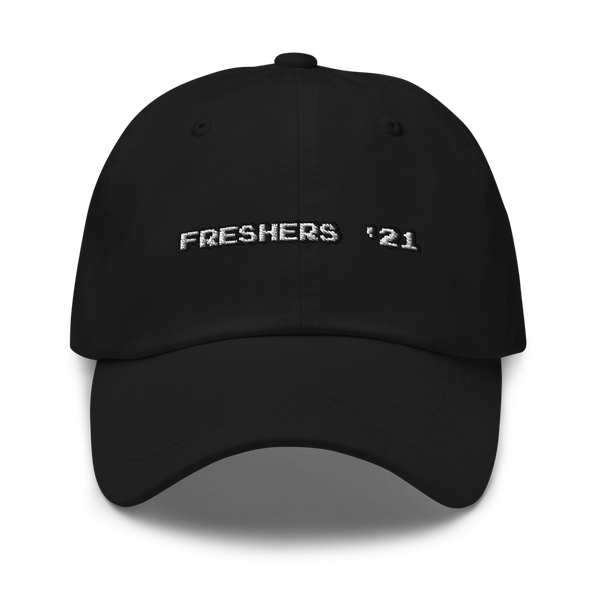 Digital Freshers '21 Dad Hat