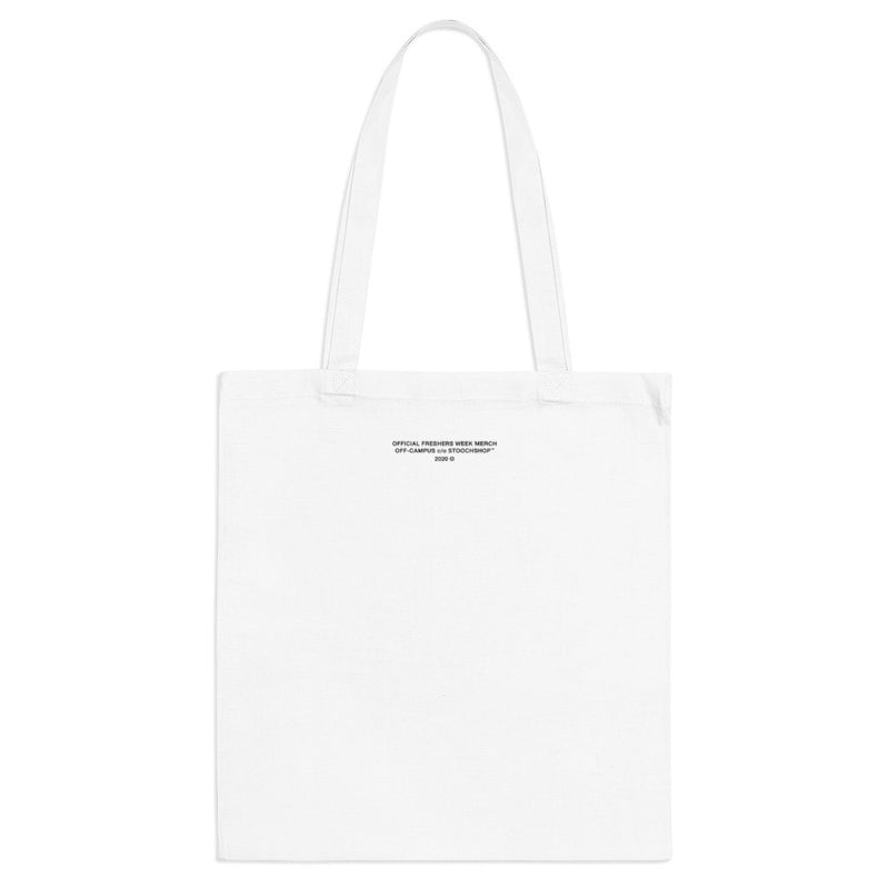 Free Freshers' 2020/21 Tote by Off-Campus™ [ONE ITEM PER PERSON]