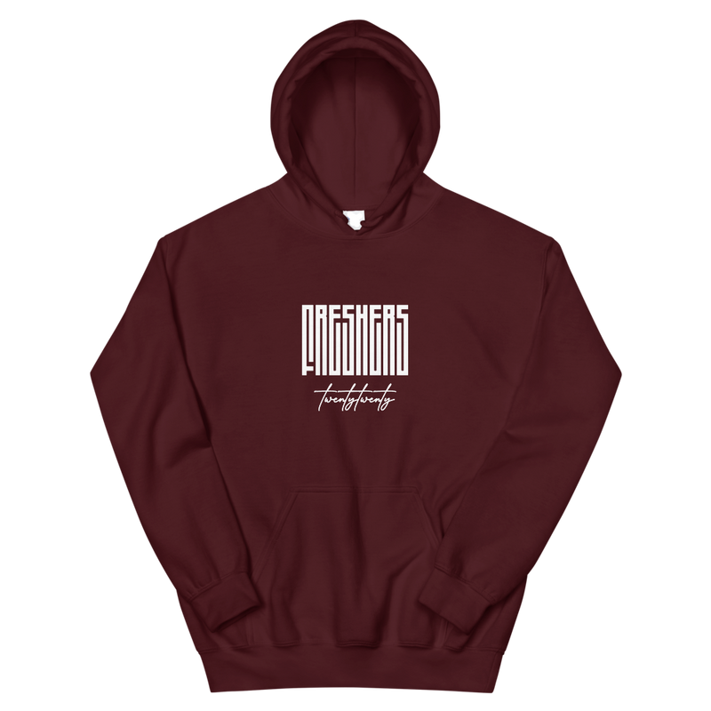 The Official Freshers' 2020 Unisex Hoodie by Off Campus™ (Plain)