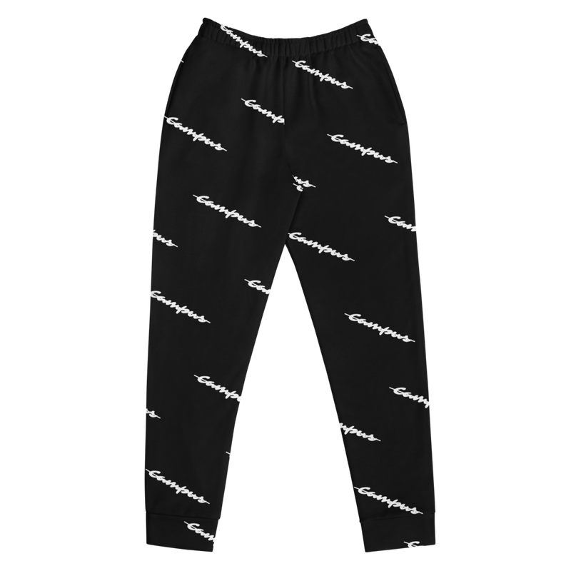 Off-Campus™ Tilted Strike Logo Women's Joggers - Black