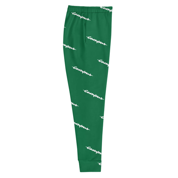 Off-Campus™ Tilted Strike Logo Women's Joggers - Green