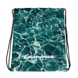 """Swim Good"" Unisex Drawstring Bag by Off Campus™"