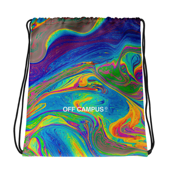 Off Campus™  Thermal Unisex Drawstring Bag