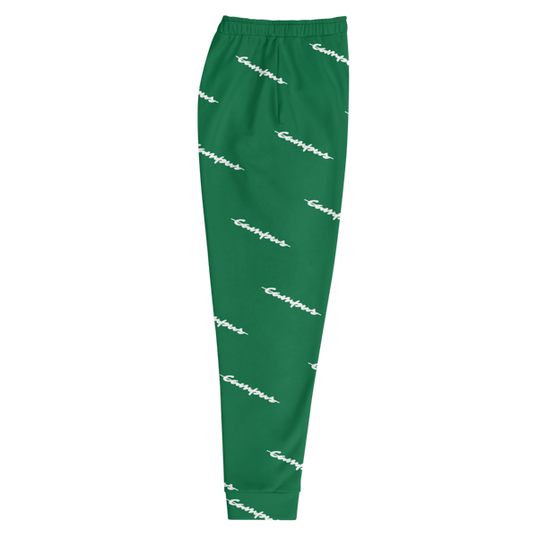 Off-Campus™ Tilted Strike Logo Men's Joggers - Green