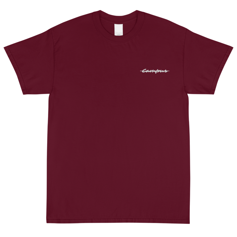 Off-Campus™ Embroidered Strike Logo Unisex T-shirt