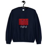 The Official Freshers' 2020 Unisex Sweatshirt by Off Campus™ (Colourways)