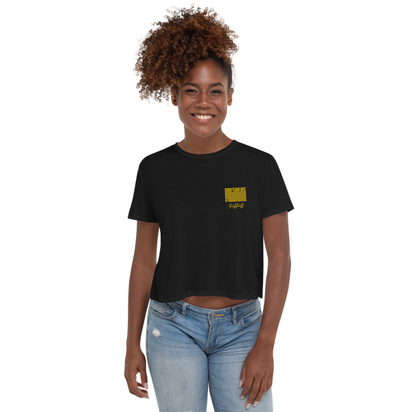 Freshers' 2020 Women's Crop Shirt by Off Campus™