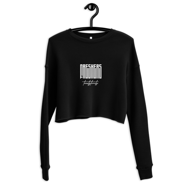The Official Freshers' 2020  Women's Crop Sweatshirt by Off Campus™