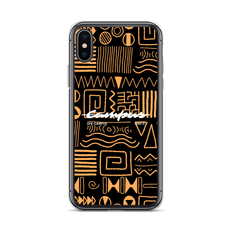 Off-Campus™ Lagos iphone Case
