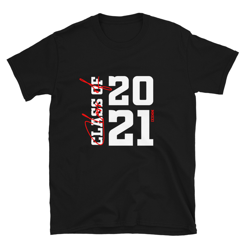 Class of 2021 T-shirt by Off-Campus ©