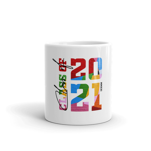 Class of 2021 Mug by Off-Campus ©