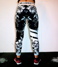 Load image into Gallery viewer, Strongfit tights Black And White