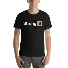 Load image into Gallery viewer, Strongfit Two scoops - Unisex T-Shirt