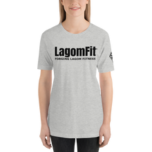 Load image into Gallery viewer, Forging Lagom  Fitness Unisex T-Shirt