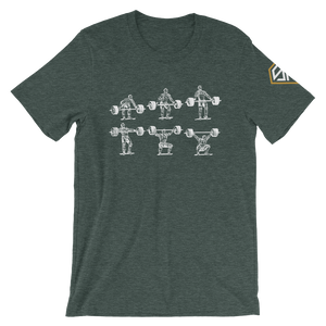 Weightlifter - Unisex T-Shirt