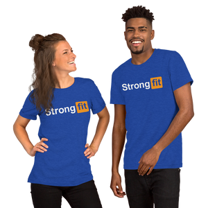 Strongfit Two scoops - Unisex T-Shirt