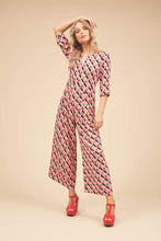 Load image into Gallery viewer, Printed Wide Leg Betty Jumpsuit - Jumpsuits - PICNIC