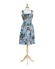 Load image into Gallery viewer, Pippa Pacific Island Paradise Dress - Dresses - PICNIC