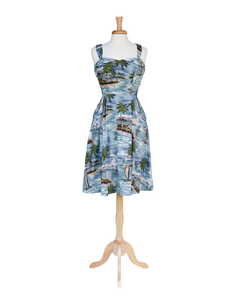 Pippa Pacific Island Paradise Dress - Dresses - PICNIC