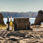 Load image into Gallery viewer, Adventure Wine Tote - Baskets - PICNIC