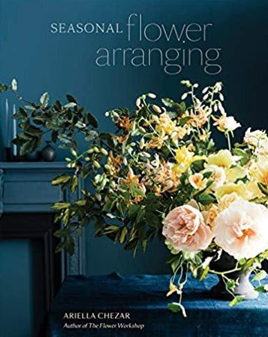 Seasonal Flower Arranging Book - book - PICNIC