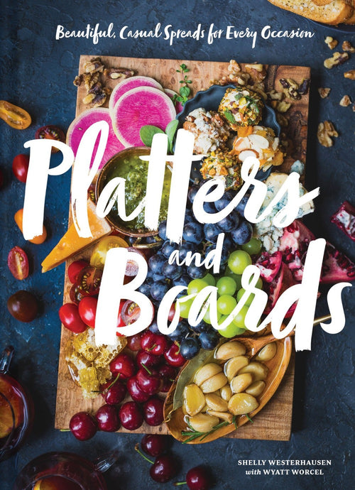 Platters and Boards - Books - PICNIC