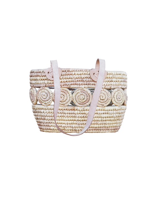 Palm Medalian Basket - Baskets - PICNIC