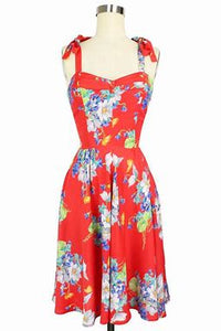 Butterflies and Begonias Sundress - Dress - PICNIC