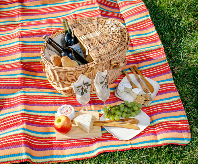Eco Creston Picnic Basket for Two - Baskets - PICNIC