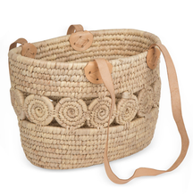 Load image into Gallery viewer, Palm Medalian Basket - Baskets - PICNIC