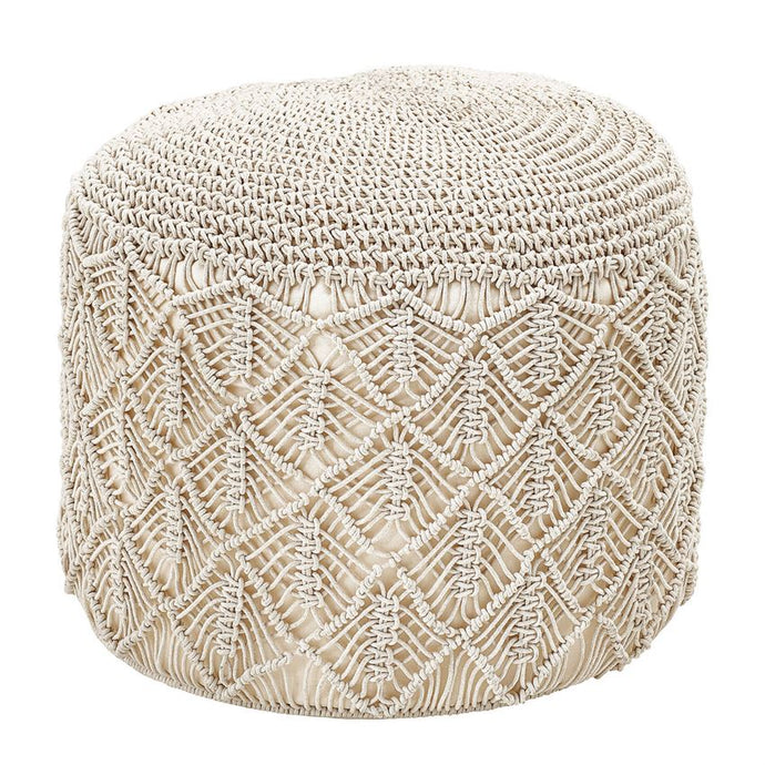Macrame Pouf - Furniture - PICNIC