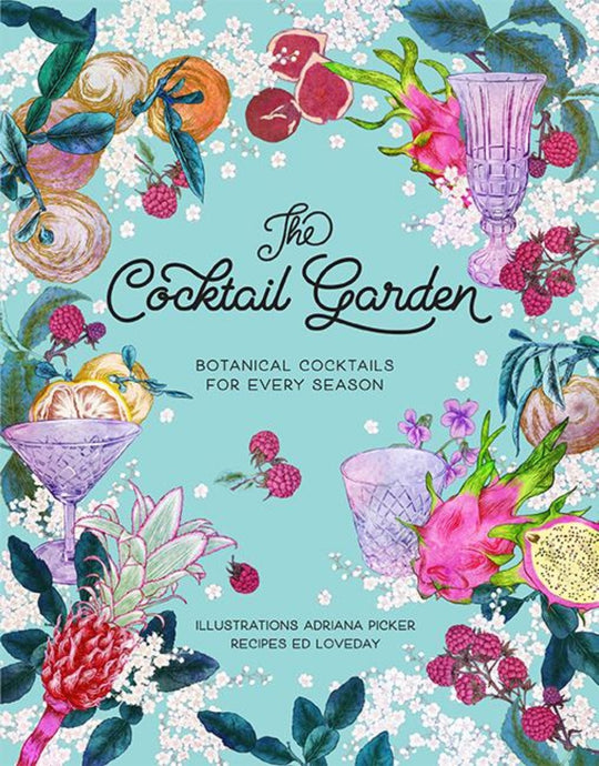 The Cocktail Garden - Books - PICNIC