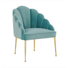 Load image into Gallery viewer, Daisy Petite Velvet Chair - chair - PICNIC