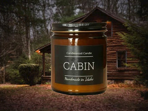 Candlewood Candle - Cabin