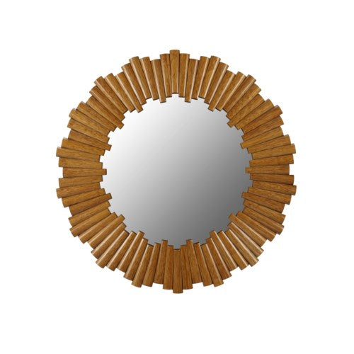 Charles Mirror in Nutmeg - mirror - PICNIC
