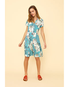 Hailey Golden State Shirtdress - Dress - PICNIC